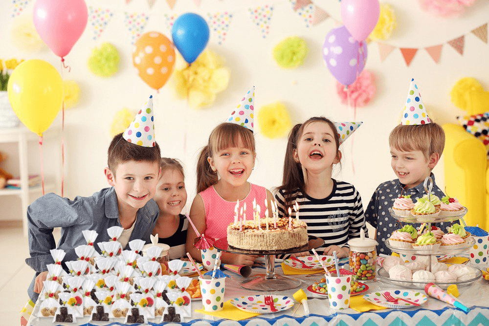 Birthday Parties near me